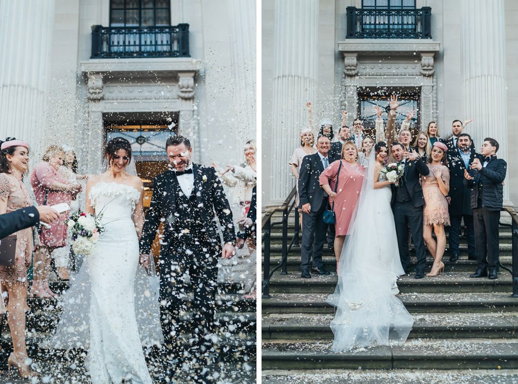 marylebone town hall wedding photographer