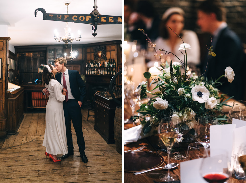 intimate london wedding mayfair