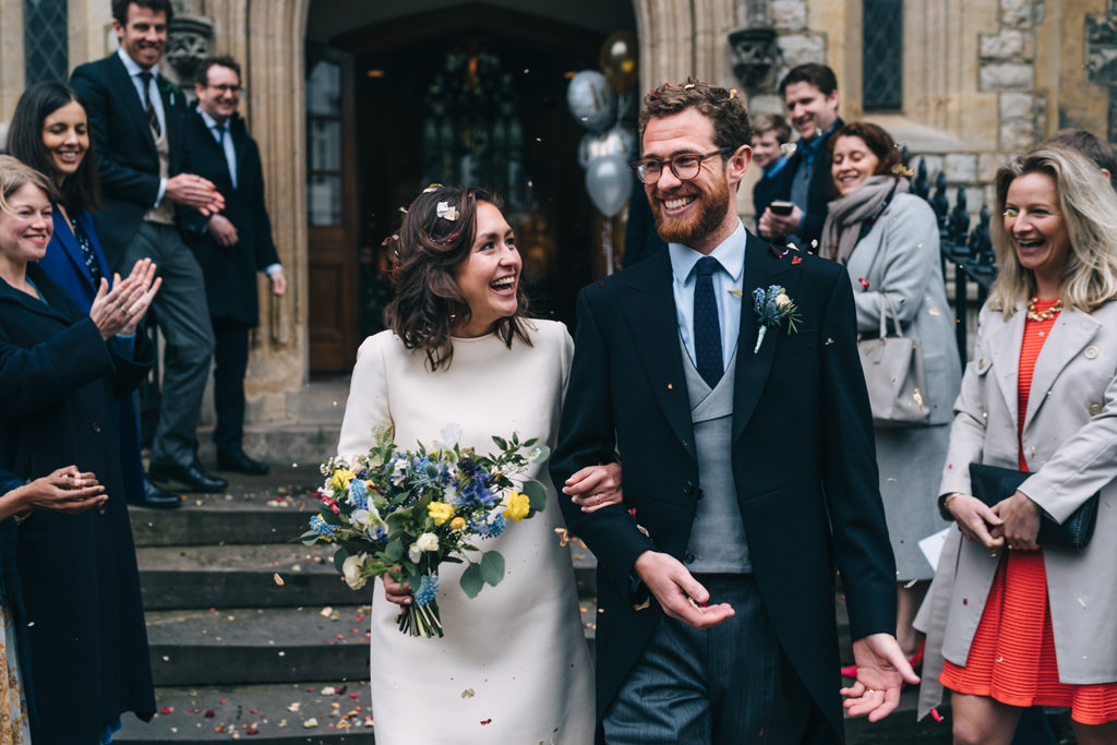 intimate london wedding notting hill