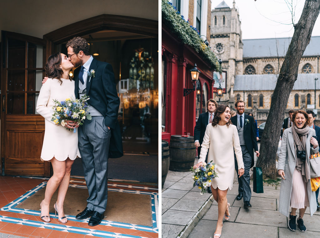 intimate london wedding photographer