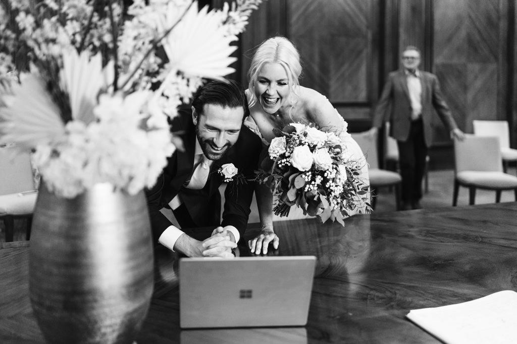 zoom wedding london