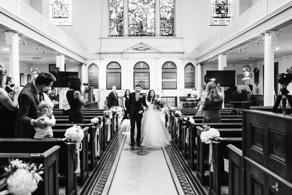 covid wedding london