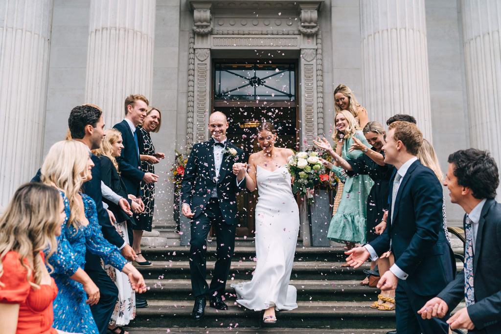marylebone town hall wedding photograher