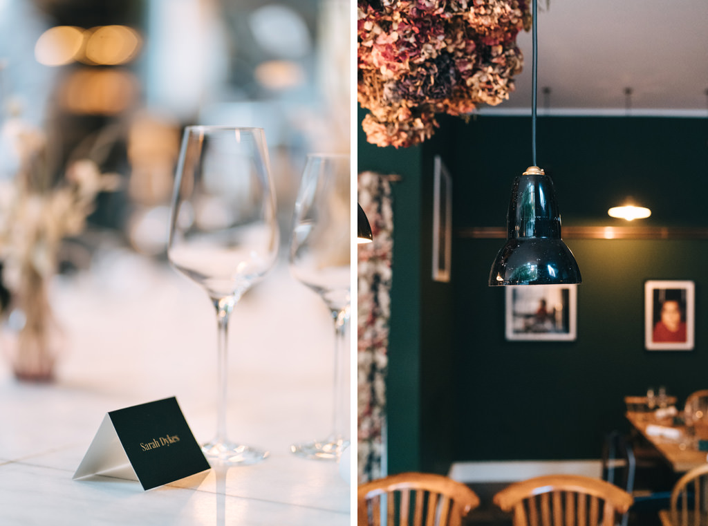 intimate london wedding islington