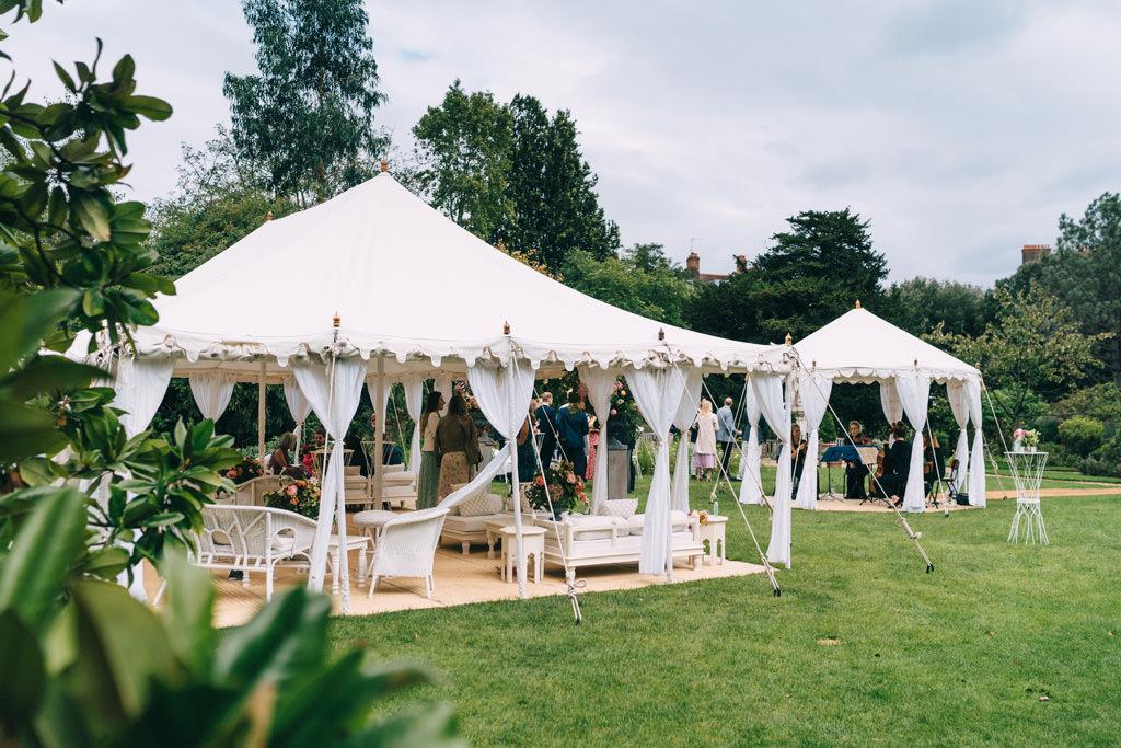 chelsea physic garden wedding