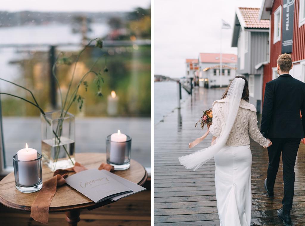 autumn wedding sweden
