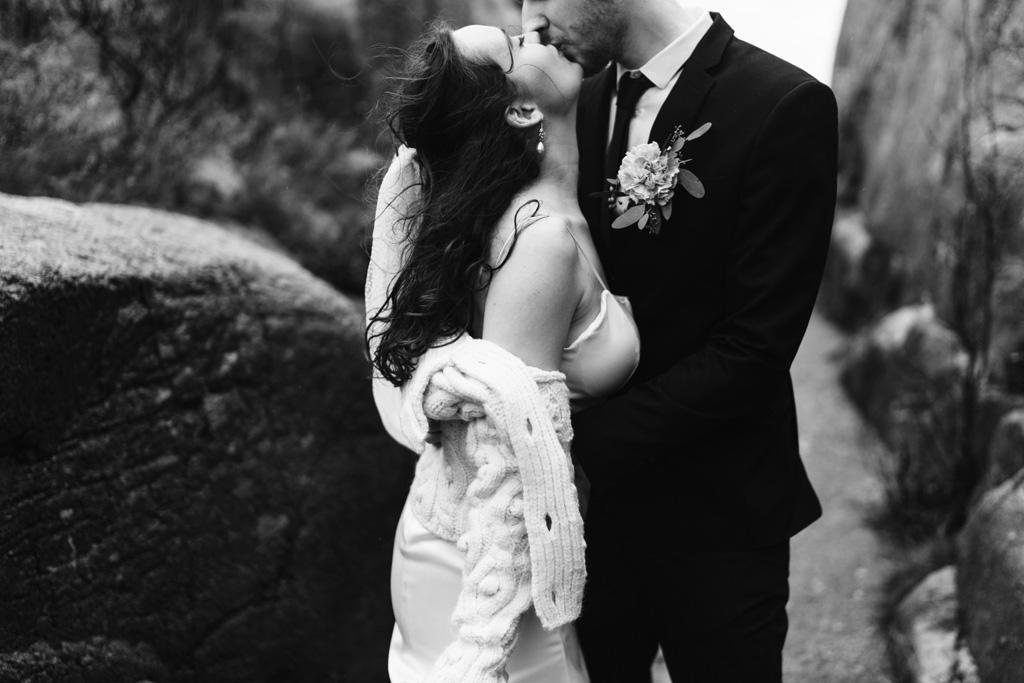romantic destination elopement