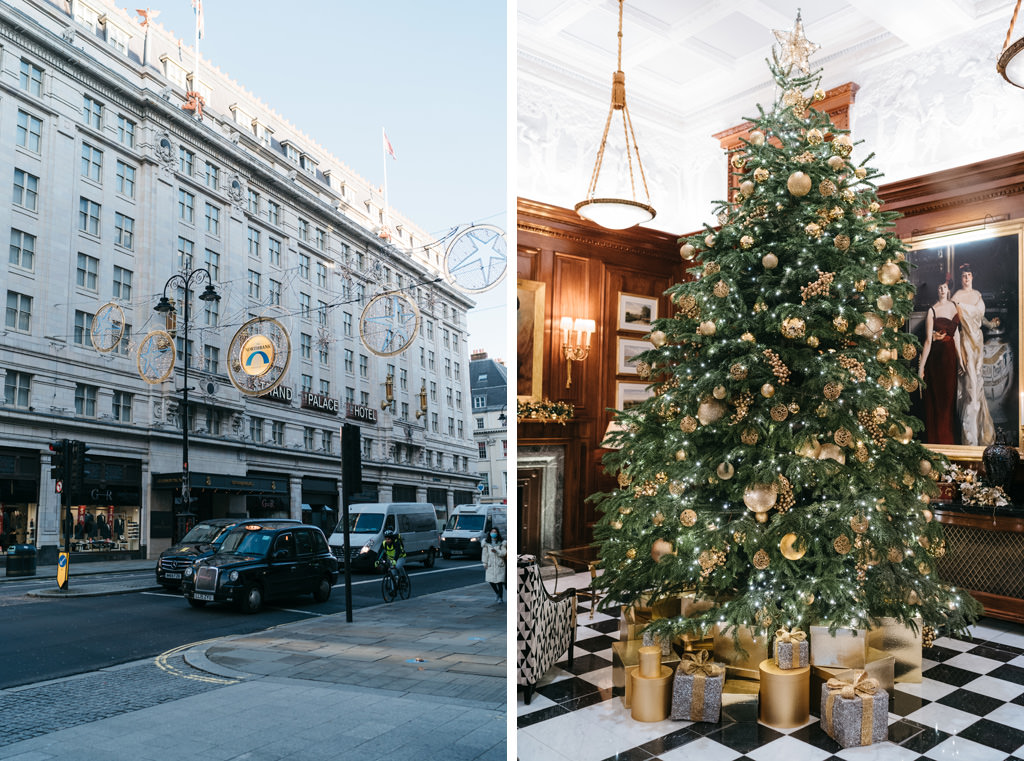 london christmas elopement
