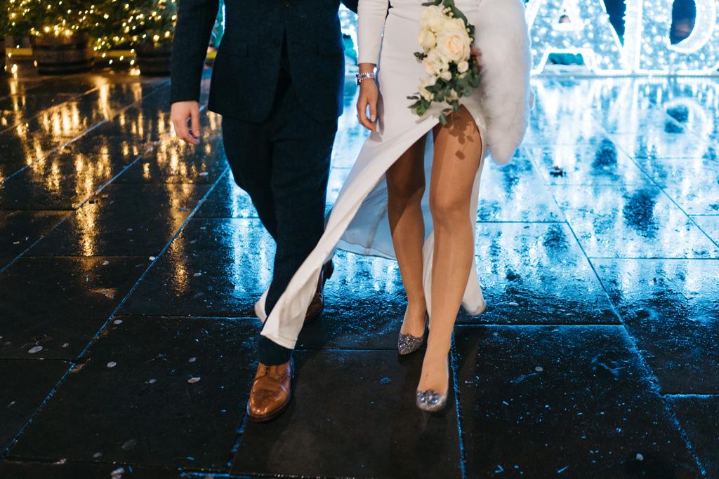 chelsea winter wedding