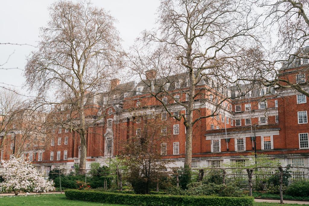 tavistock square london