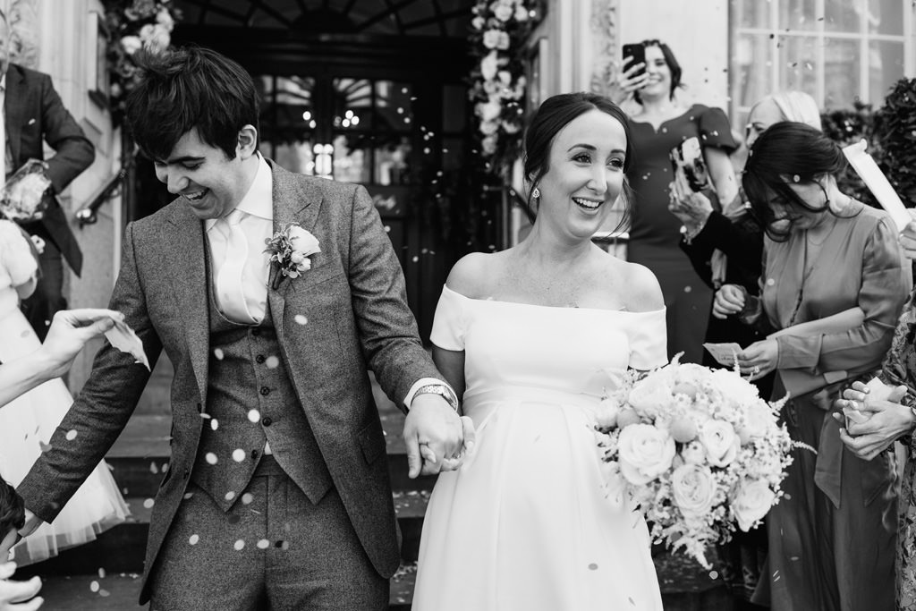 chelsea town hall wedding photographer