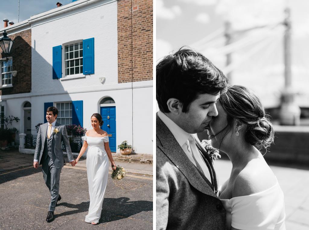 london city wedding photography