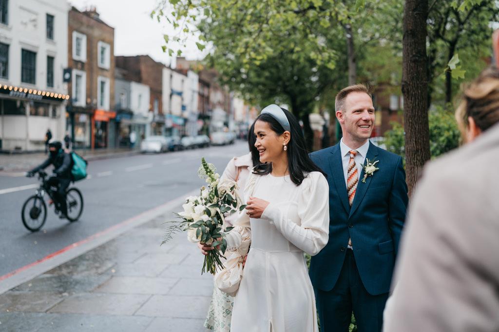 relaxed london elopement 1