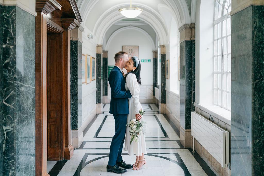 islington town hall elopement 1