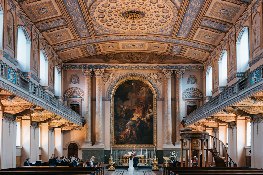 st peter and paul chapel greenwich wedding