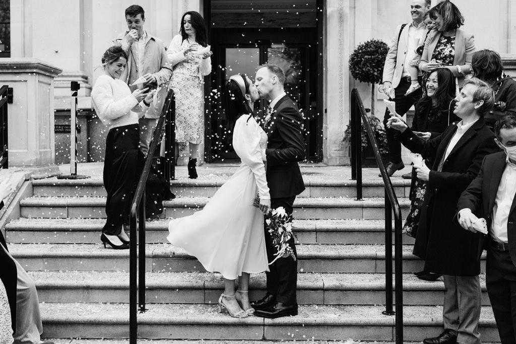 intimate london wedding photographer 1