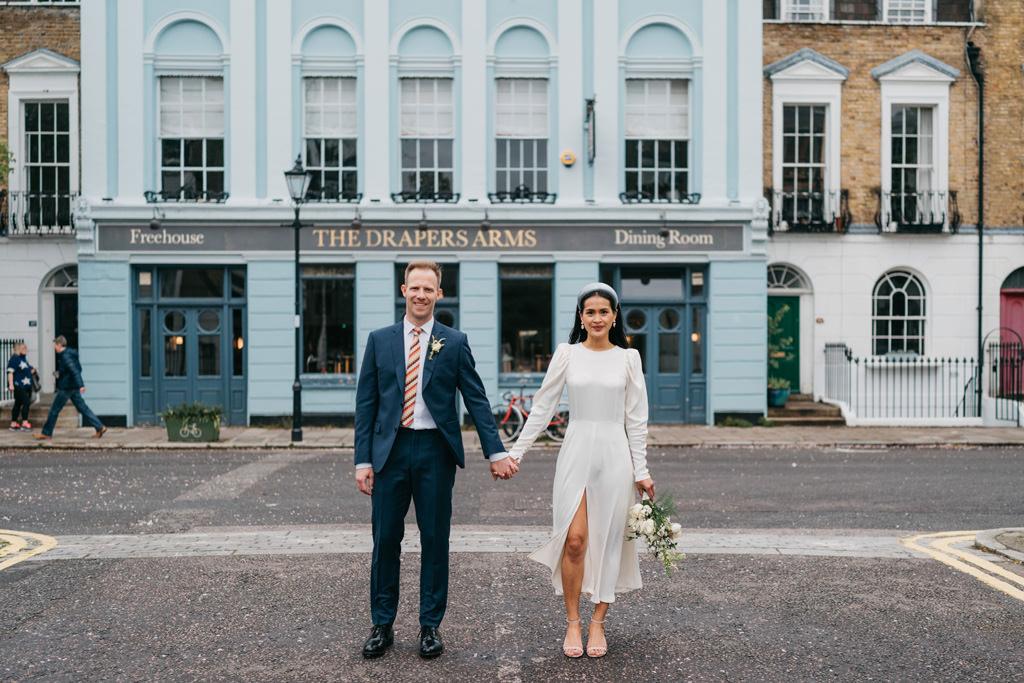 islington town hall elopement