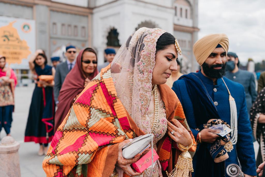 london sikh wedding