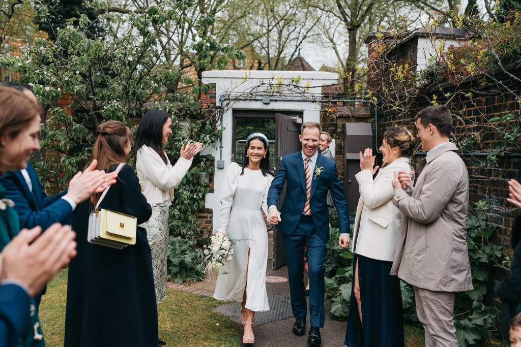rochelle canteen wedding london
