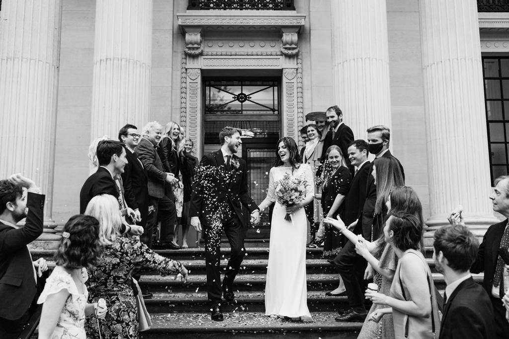marylebone town hall wedding london