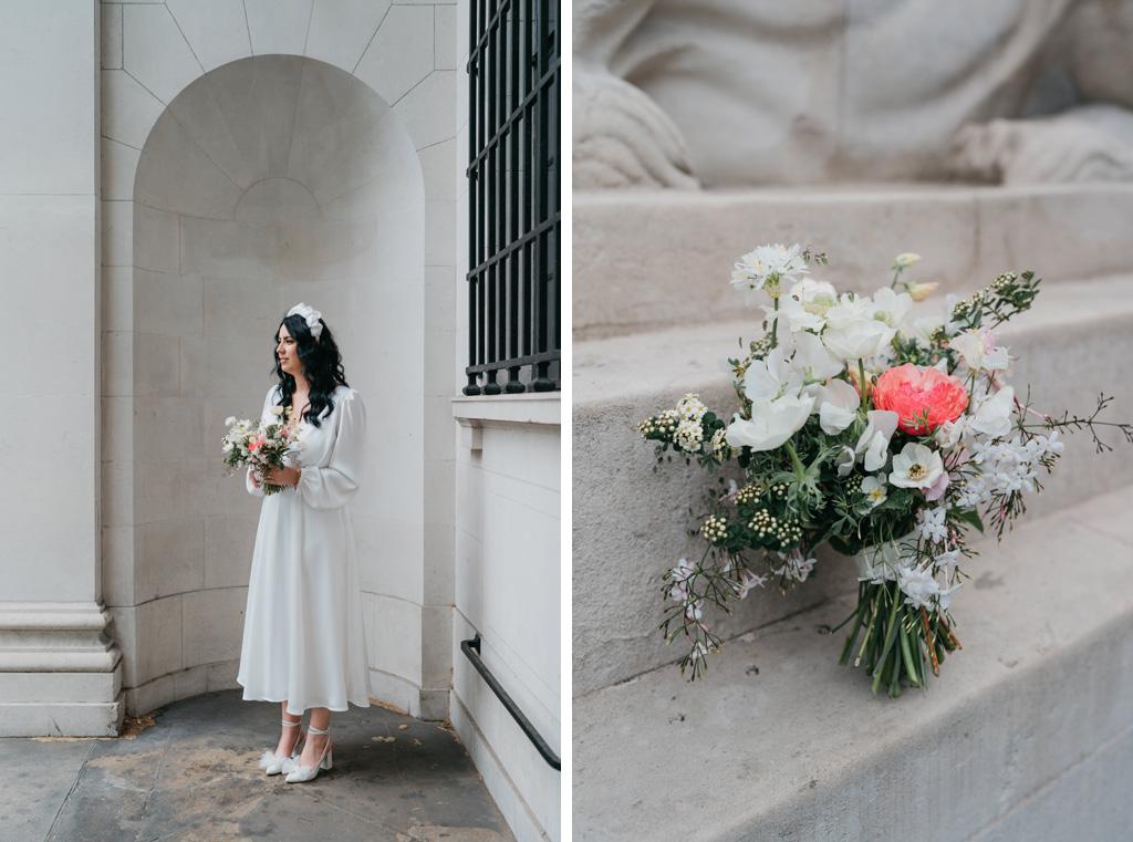 modern romantic elopement london
