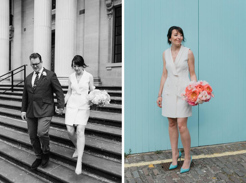 modern alternative wedding photographer