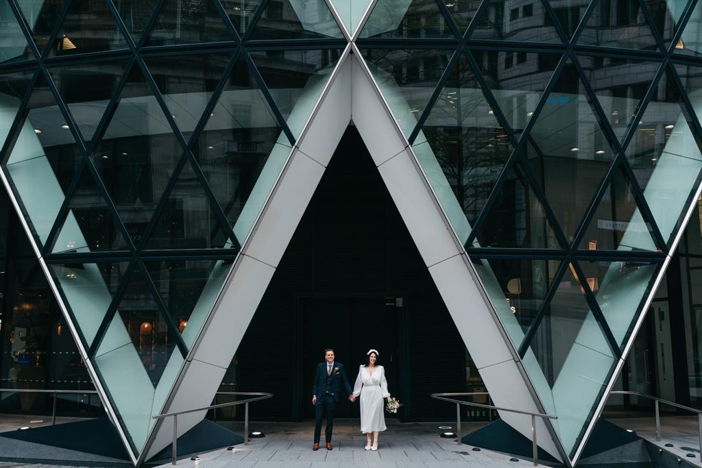 gherkin london elopement