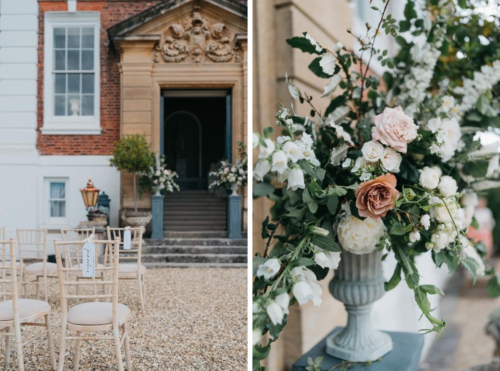 pynes house devon wedding