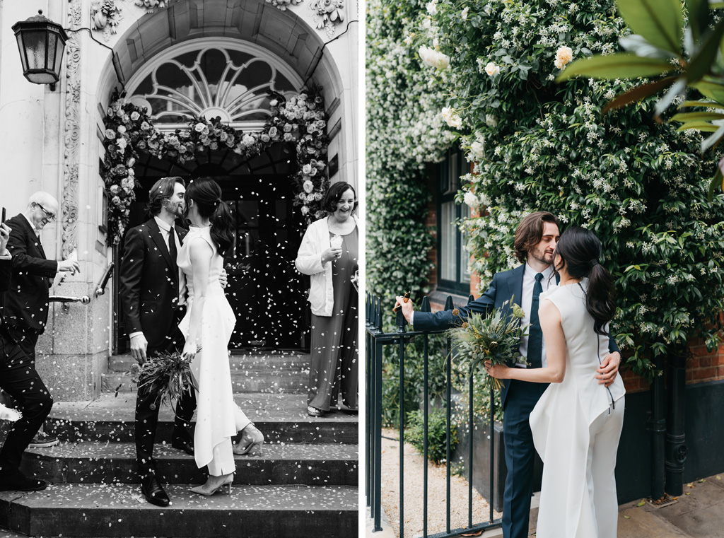 chelsea old town hall elopement