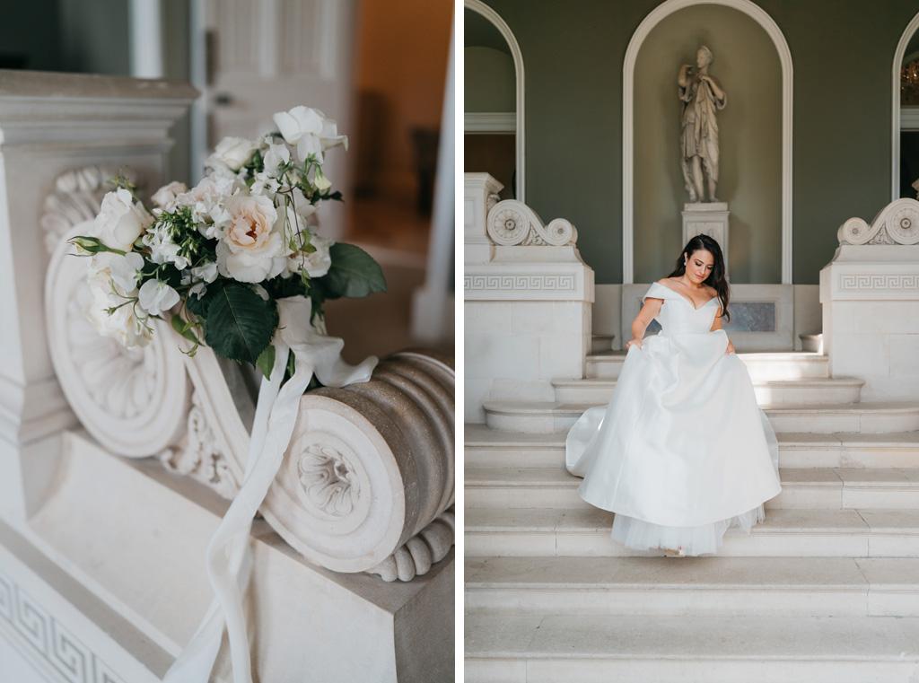 beautiful wedding devon