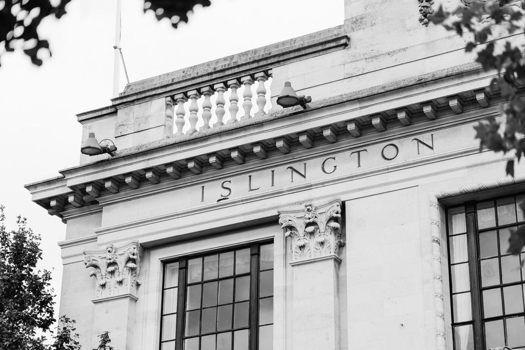 islington town hall photographer