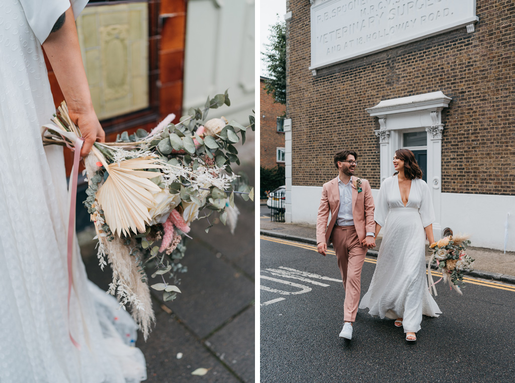 modern alternative wedding photographer 1
