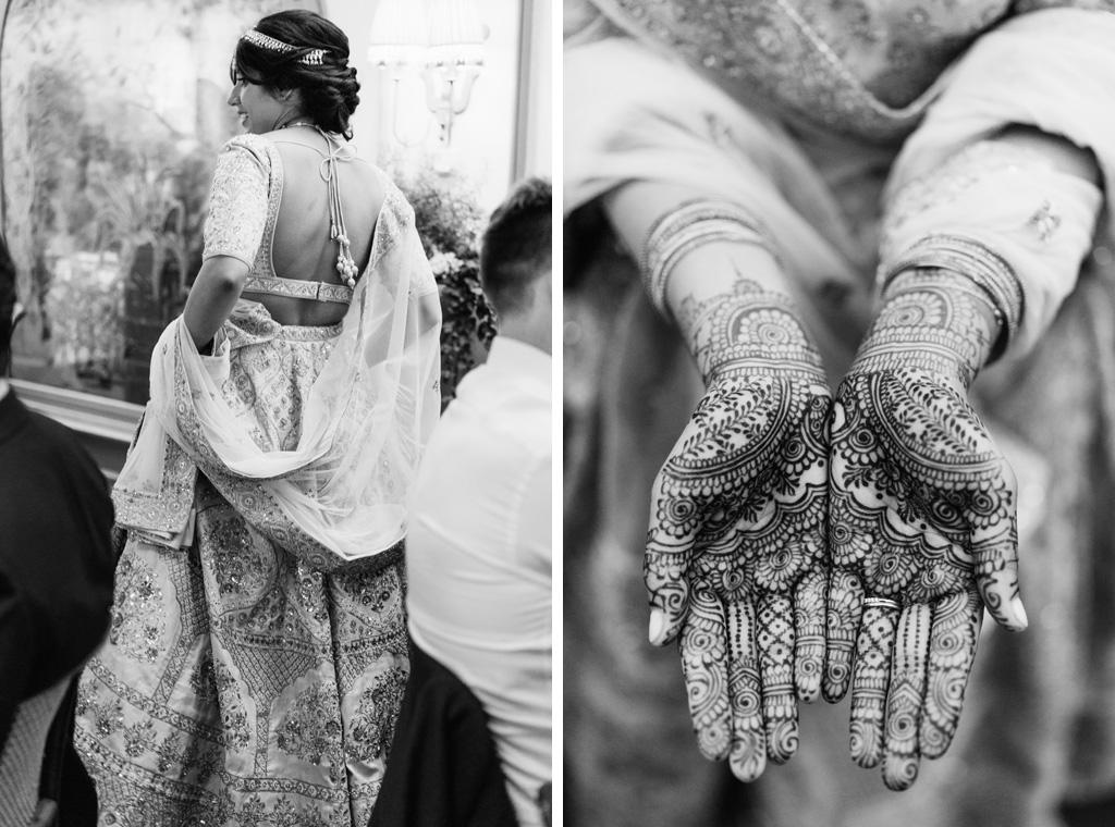 modern indian bride
